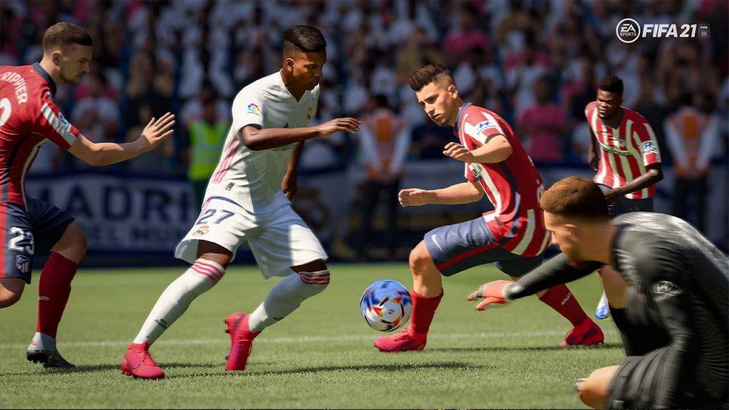بازی FIFA21