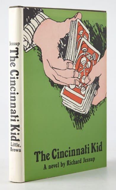 رمان درباره پوکر رمان بچه سینسیناتی