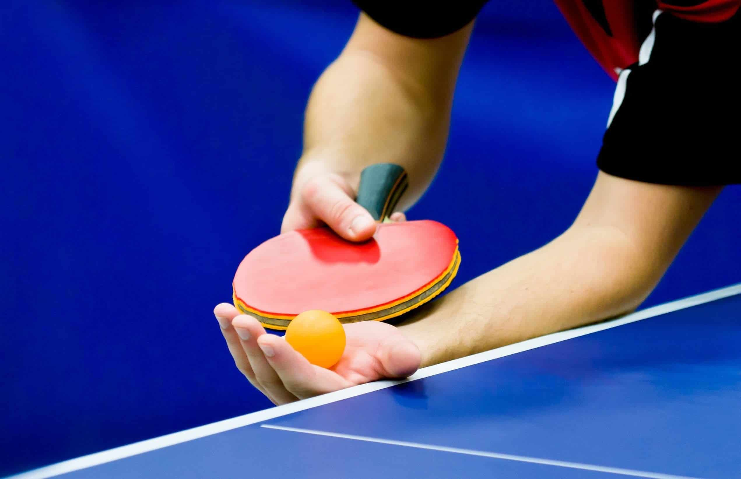 شرط بندی تنیس روی میز