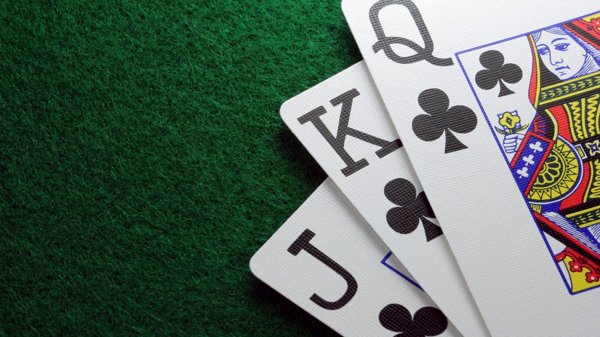 کارت های پوکر