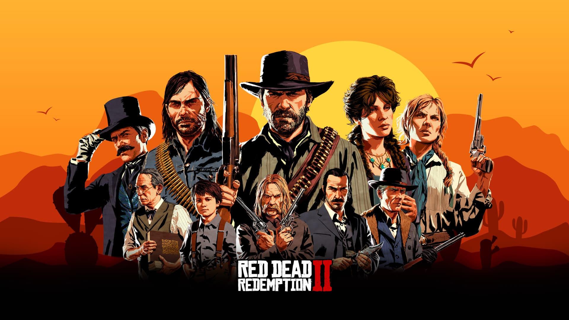 بازی رد دد 2 Red Dead