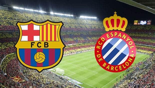 شرط بندی فوتبال بارسلونا اسپانیول