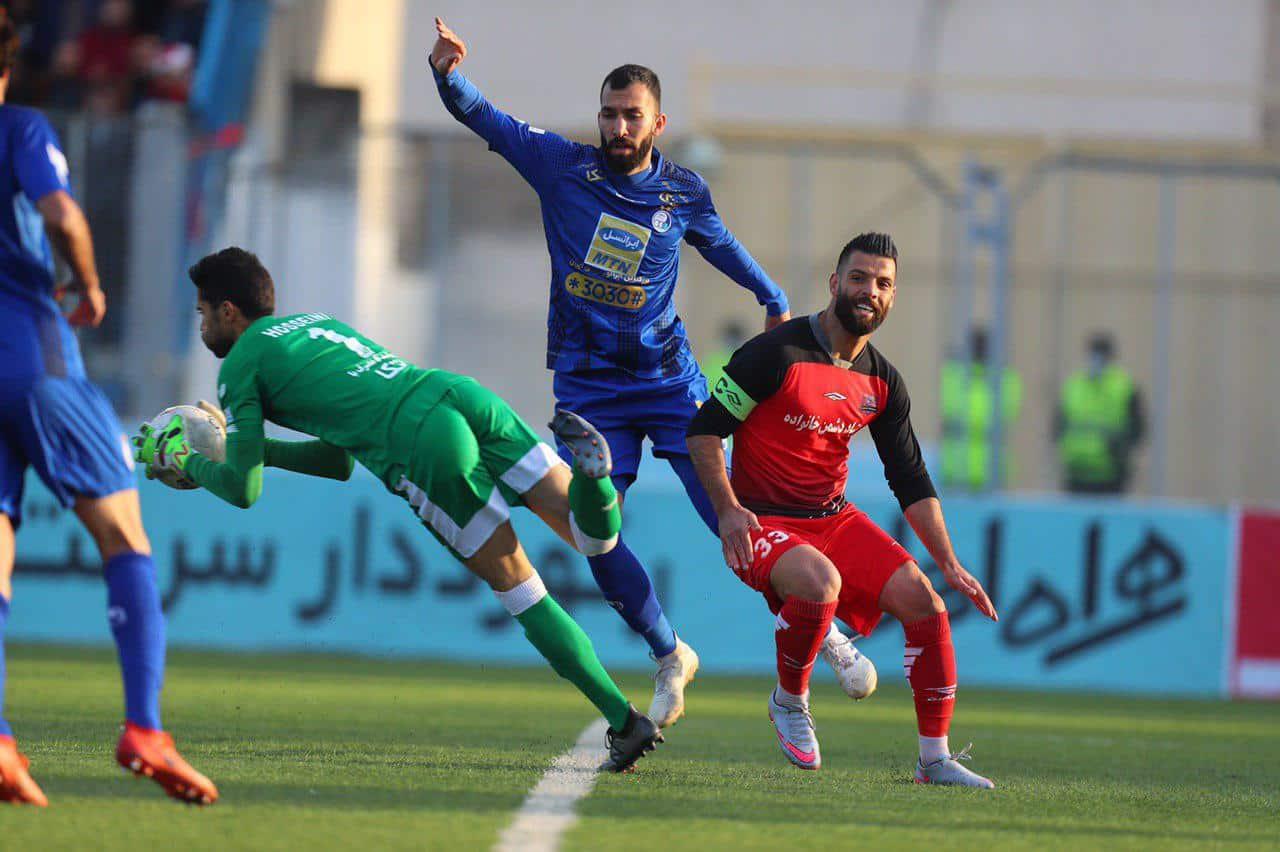پیش بینی فوتبال استقلال نساجی مازندران