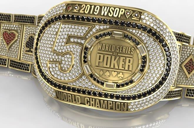 دستبند WSOP