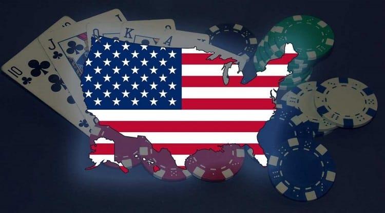 قوانین شرط بندی آمریکا