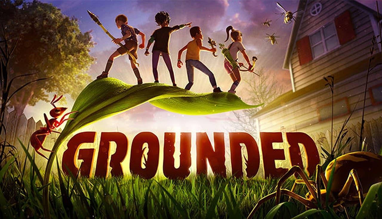 بازی grounded