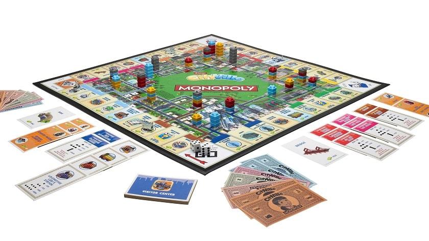 مونوپولی Monopoly