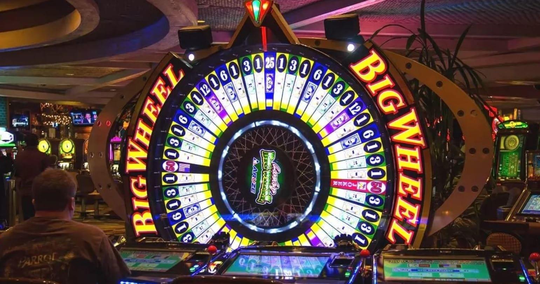 بازی شش چرخ بزرگ
