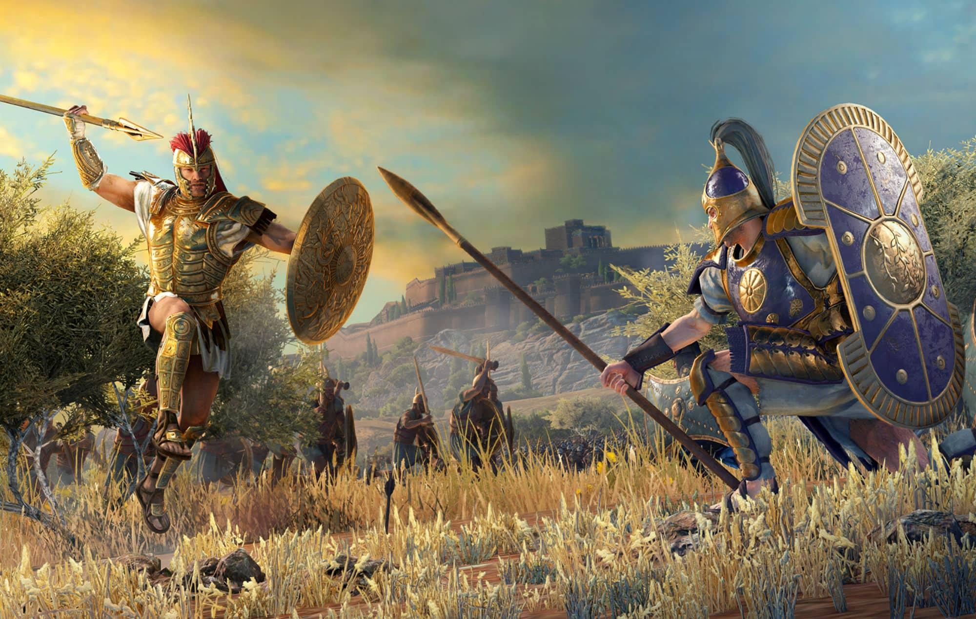 War Troy