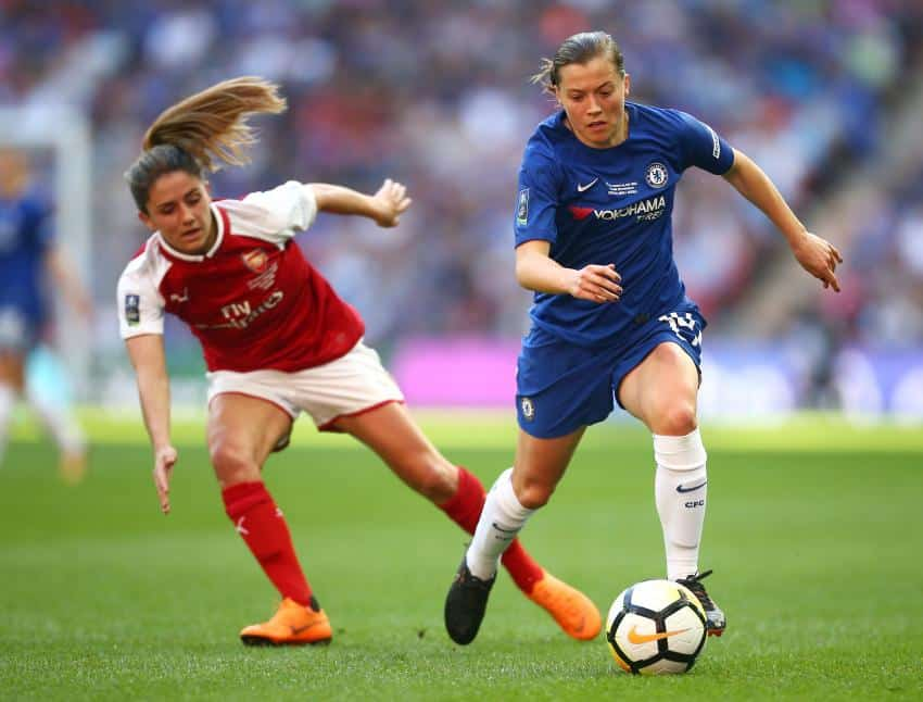شرط بندی فوتبال زنان