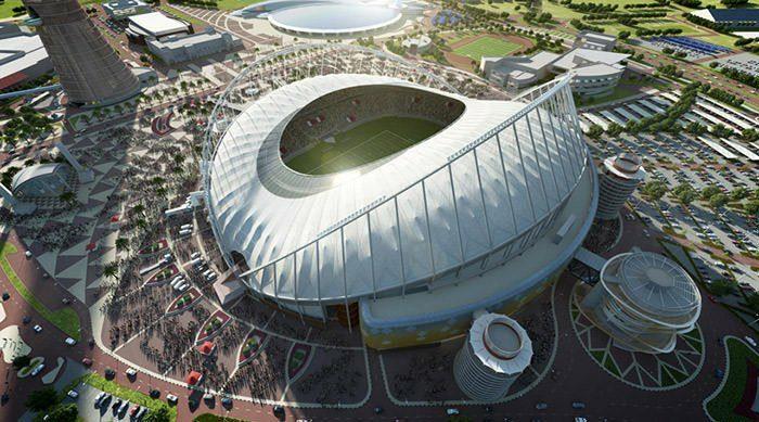 جام جهانی 2022 ورزشگاه های دوحه قطر