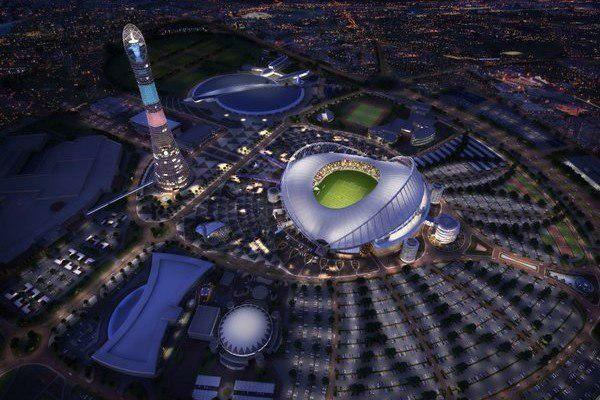 ورزشگاه بین المللی خلیفه قطر