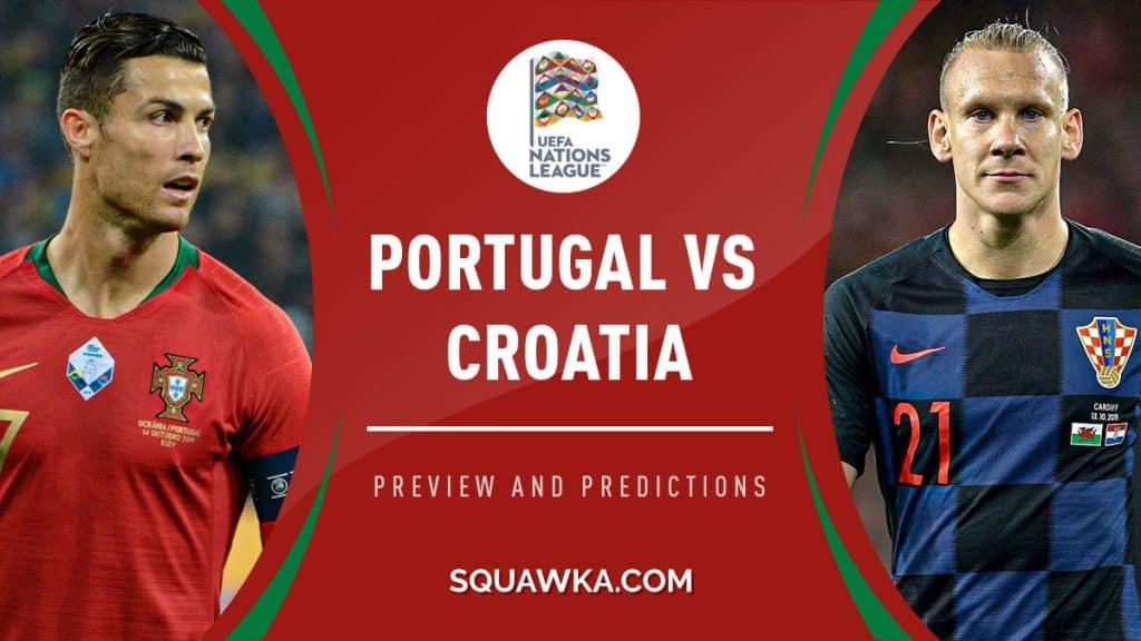 پیش بینی فوتبال پرتغال کرواسی