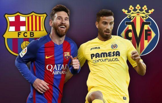 پیش بینی بازی فوتبال بارسلونا و ویارئال
