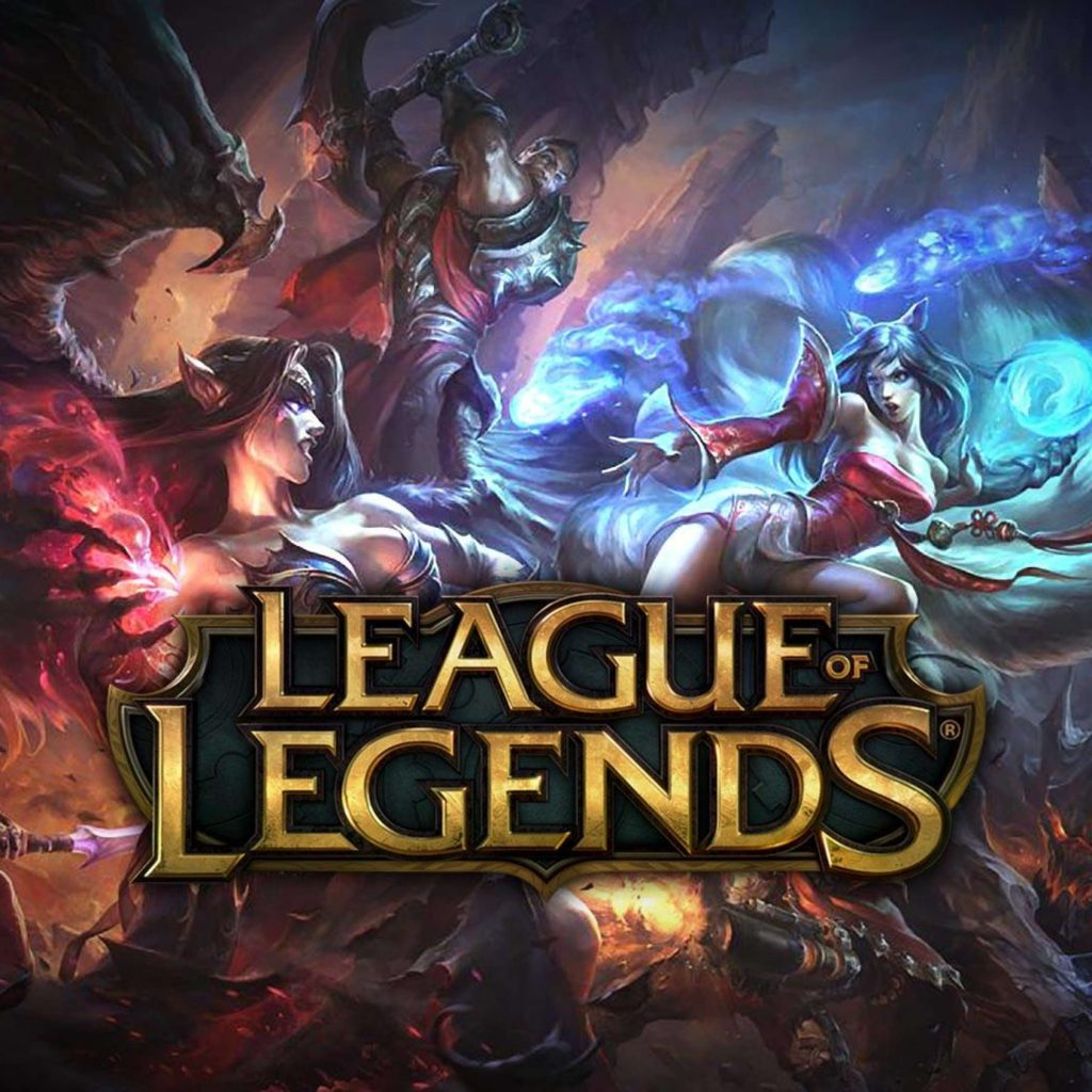 بازی Leage of Legends