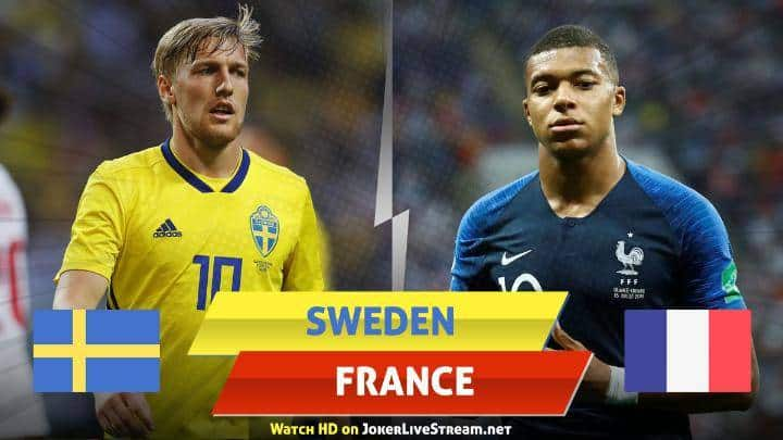 پیش بینی فوتبال سوئد فرانسه