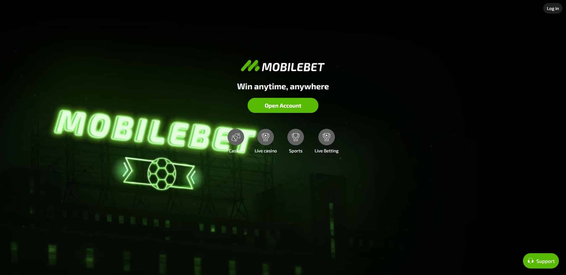 Mobile Bet
