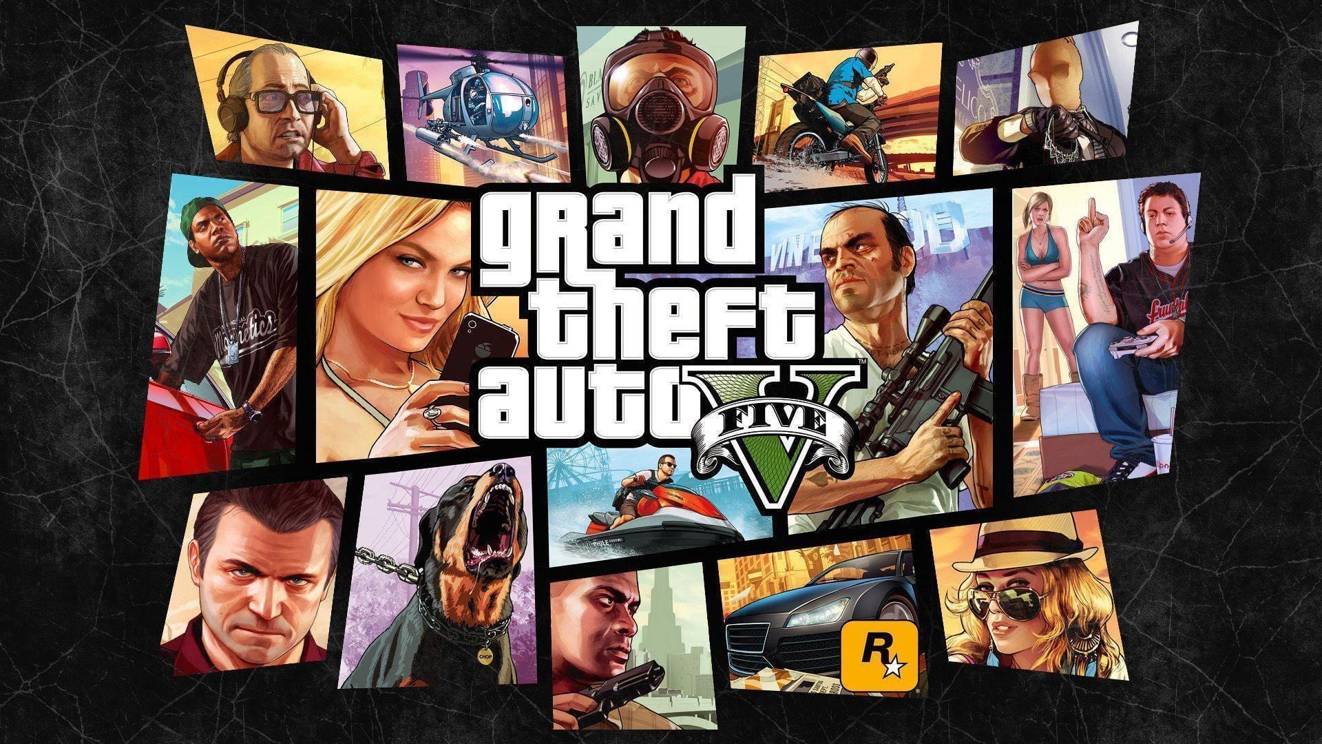 رازهای بازی GTA V