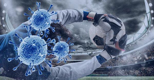 تاثیرات ویروس کرونا بر شرط بندی