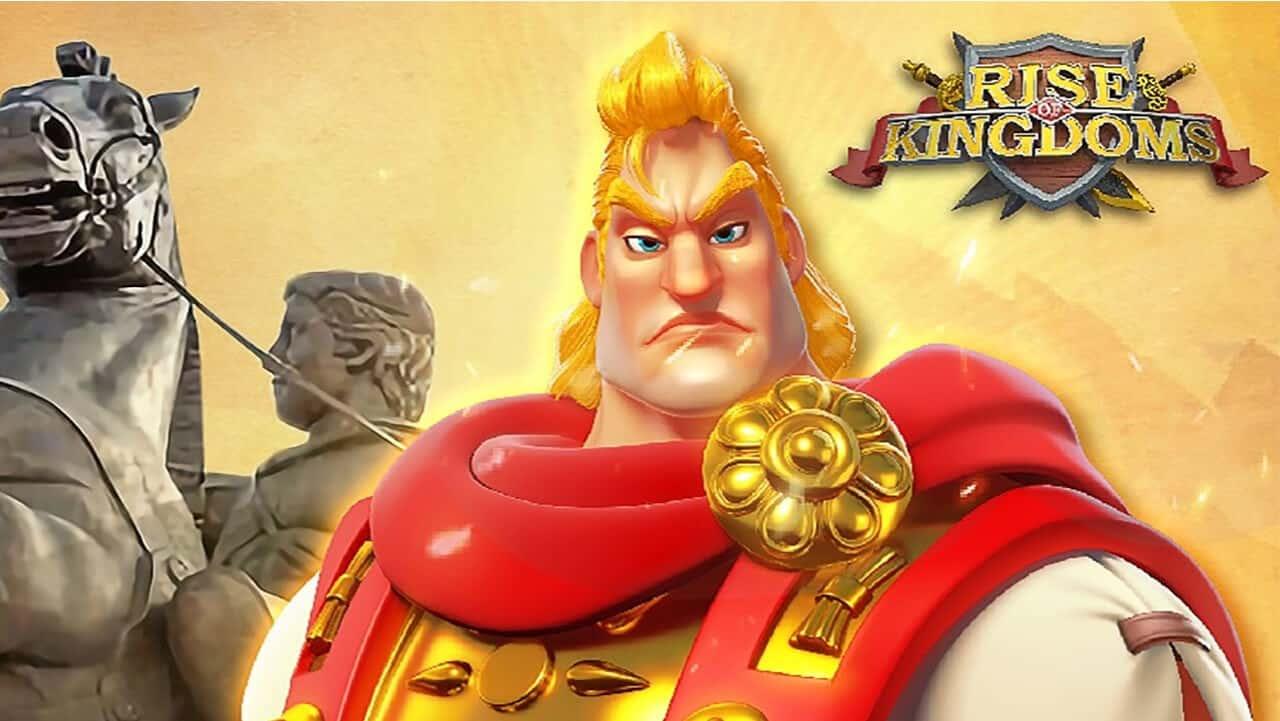 بازی rise of the kingdom