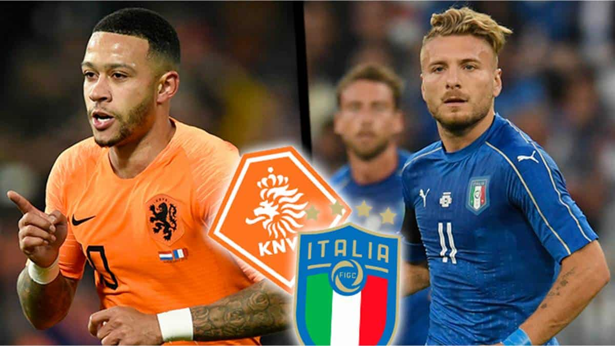 پیش بینی فوتبال هلند ایتالیا