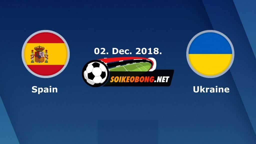 پیش بینی فوتبال اسپانیا اوکراین