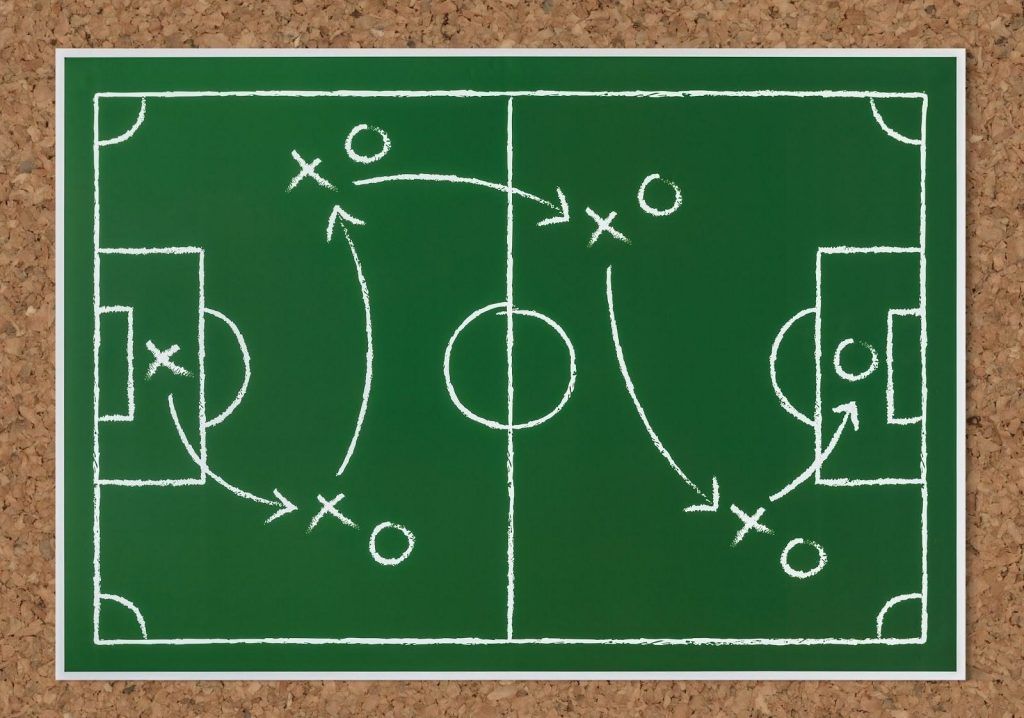 تحلیل مؤثر مسابقات فوتبال