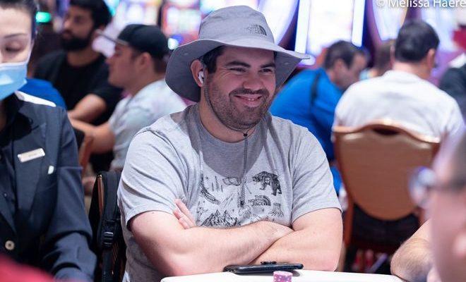 مسابقات پوکر آنلاین WSOP رویداد 30