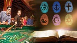 جدال مذهب و کازینو