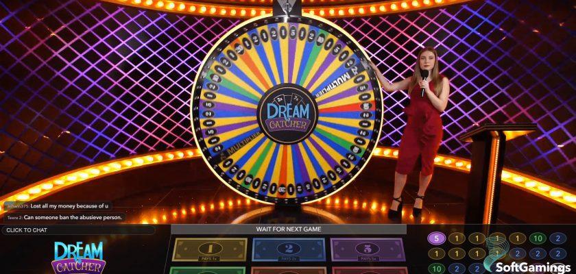 Evolution Gaming DreamCatcher2