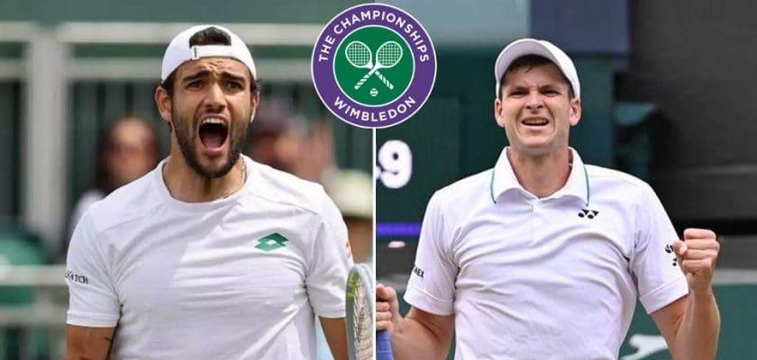 شرط بندی نیمه نهایی تنیس