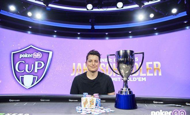 جیک شیندلر برنده جام پوکرگو رویداد شماره 5