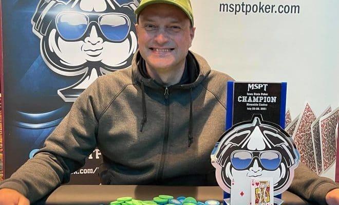 قهرمان تور پوکر تیموتی گاندرام