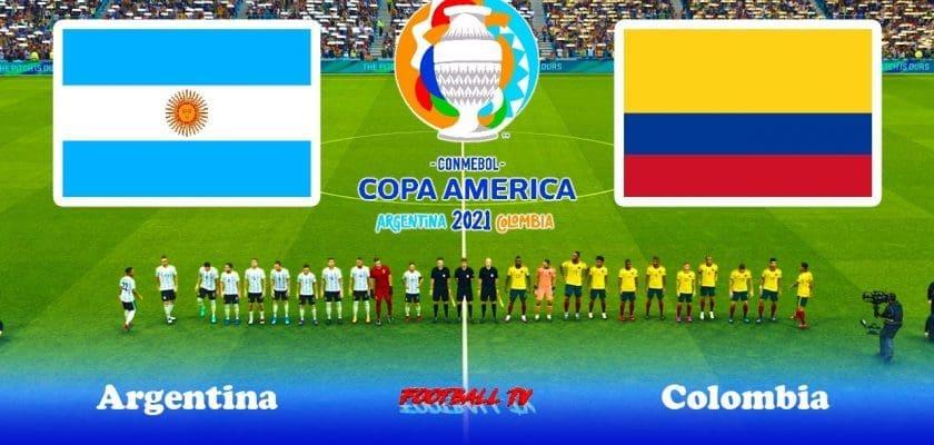پیش بینی بازی فوتبال آرژانتین و کلمبیا
