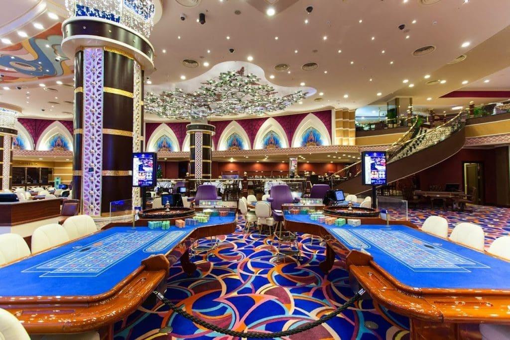 هتل کازینو مریت
